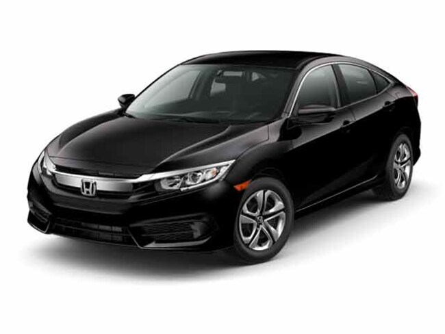 New 2017 Honda Civic LX Sedan in Bakersfield, CA