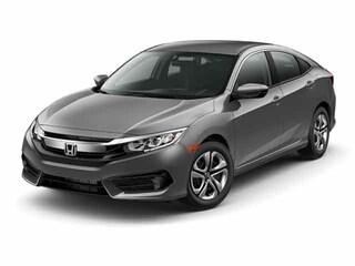 New 2017 Honda Civic LX Sedan Houston, TX