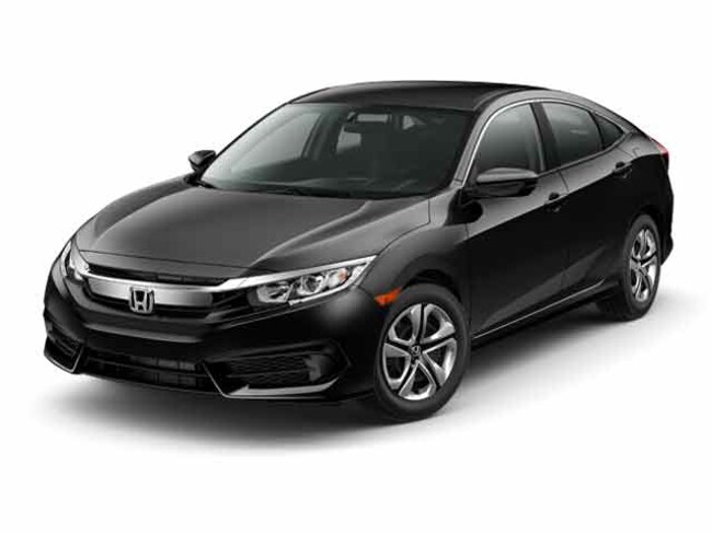 New 2017 Honda Civic LX Sedan For Sale /Lease Leesburg, FL