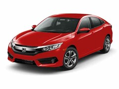New 2017 Honda Civic LX Sedan for sale in Las Vegas
