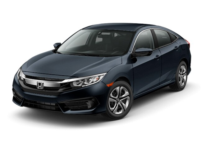 2017 Honda Civic LX w/Honda Sensing Sedan Glen Burnie