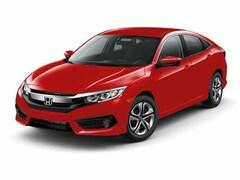 New 2017 Honda Civic LX w/Honda Sensing Sedan in San Jose