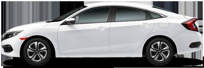 2017 Honda Civic Sedan LX w/Honda Sensing
