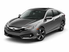 New 2017 Honda Civic Touring Sedan in Bakersfield
