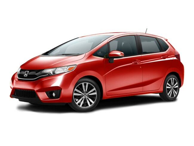 New 2017 Honda Fit EX-L Hatchback for sale in Ames IA