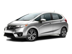 Certified Pre-Owned 2017 Honda Fit EX Hatchback in Downingtown, PA
