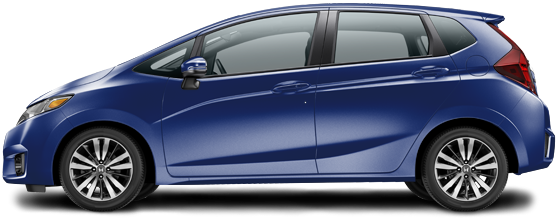 2017 Honda Fit Hatchback EX