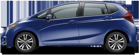 2017 Honda Fit Hatchback EX