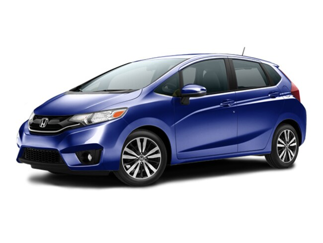 New 2017 Honda Fit EX Hatchback for sale in Akron OH.