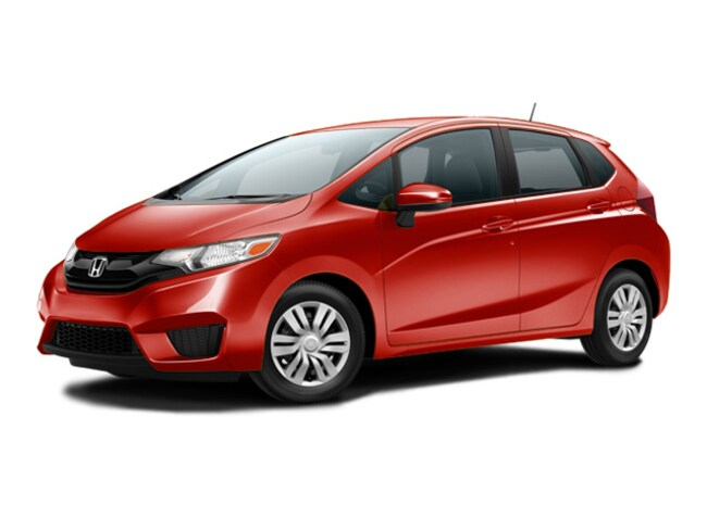 New 2017 Honda Fit LX Hatchback 6 speed manual in Augusta