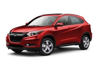 New 2017 Honda HR-V EX-L 2WD SUV Houston, TX