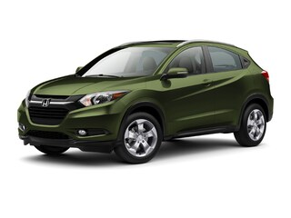 New 2017 Honda HR-V EX-L AWD SUV Ames, IA