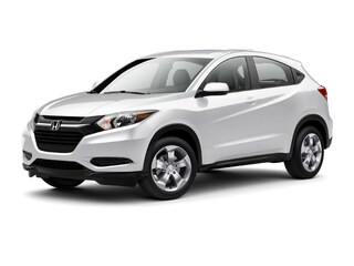 New 2017 Honda HR-V LX 2WD SUV 00H71376 near San Antonio