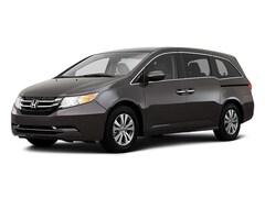 Used 2017 Honda Odyssey EX-L Minivan/Van 5FNRL5H64HB000679 in Honolulu