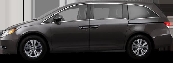 2017 Honda Odyssey Van EX-L