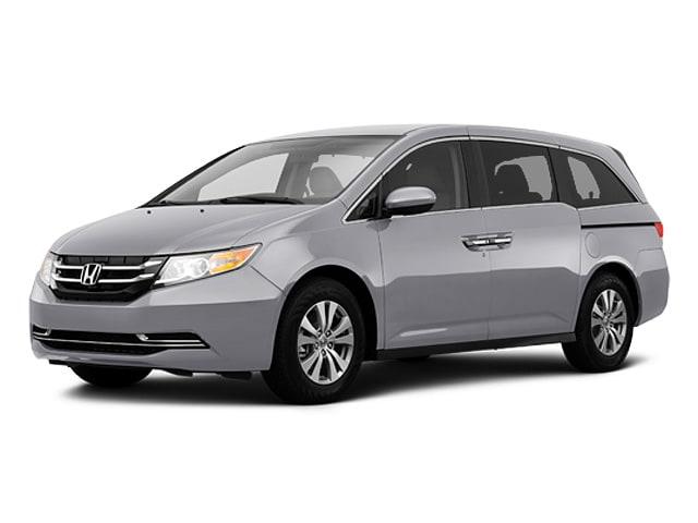 2017 Honda Odyssey EX-L Van