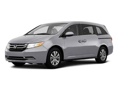 New 2017 Honda Odyssey EX-L Van 170854 in Bakersfield, CA