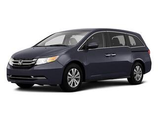 2017 Honda Odyssey EX Van