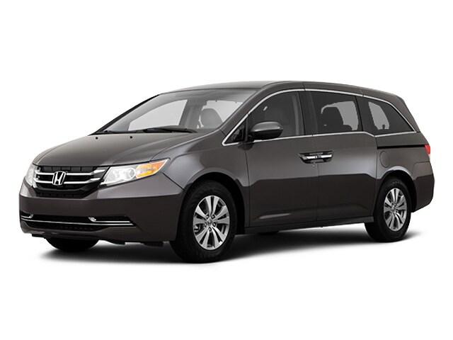2017 Honda Odyssey Van Passenger Van
