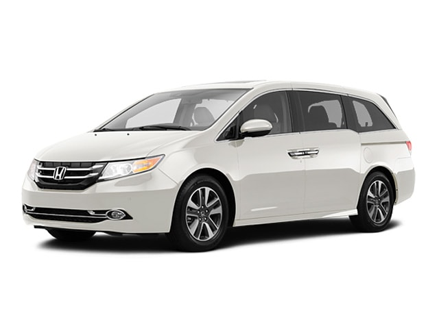 Used 2017 Honda Odyssey Touring Van Near Los Angeles