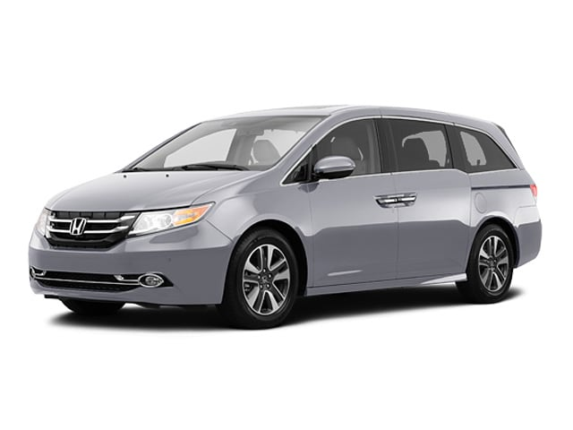 Used 2017 Honda Odyssey Touring Elite Minivan/Van in Honolulu