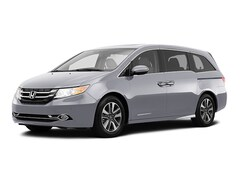 Used 2017 Honda Odyssey Touring Elite Minivan/Van 5FNRL5H9XHB005928 in Honolulu