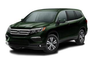 New 2017 Honda Pilot EX-L w/RES FWD SUV Gardena, CA