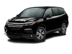 New 2017 Honda Pilot EX-L w/Navigation AWD SUV 174714 in Jamaica, NY