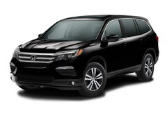 Used 2017 Honda Pilot EX-L AWD SUV 171251 for Sale in Springfield, IL, at Honda of Illinois