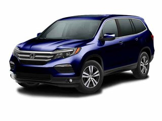New 2017 Honda Pilot EX-L AWD SUV 5FNYF6H58HB101398 for sale in Rutland, VT at Shearer Honda