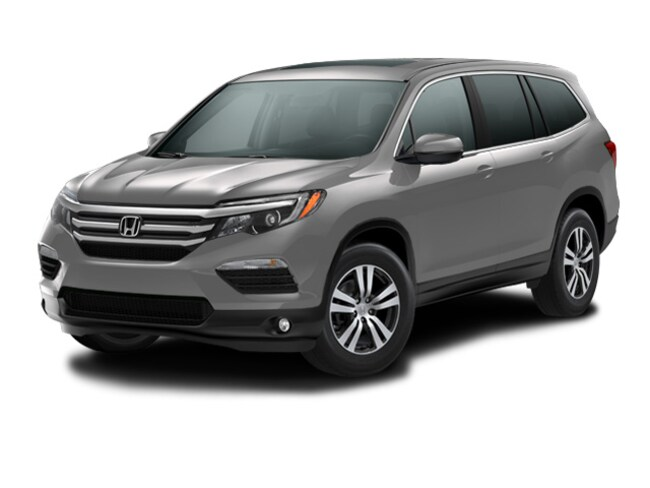 New 2017 Honda Pilot EX-L AWD SUV Okemos