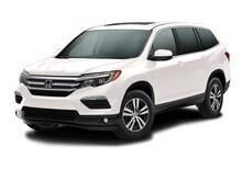 2017 Honda Pilot EX-L w/Navigation FWD SUV