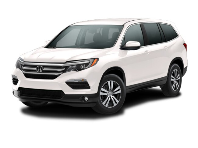 New 2017 Honda Pilot EX AWD SUV in Wallingford, CT
