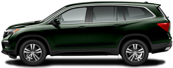 2017 Honda Pilot SUV EX 2WD