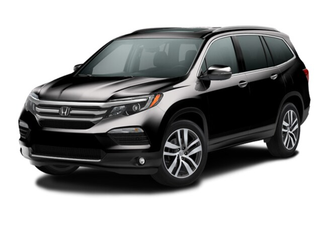New 2017 Honda Pilot Elite AWD SUV in Bakersfield