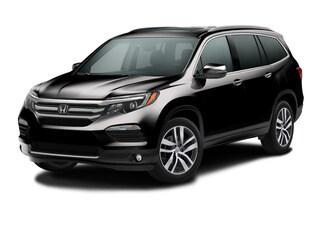 New 2017 Honda Pilot Elite AWD SUV Ames, IA