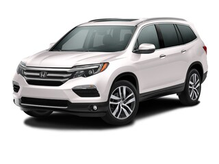 New 2017 Honda Pilot Elite AWD SUV 5FNYF6H04HB103265 for sale in Rutland, VT at Shearer Honda