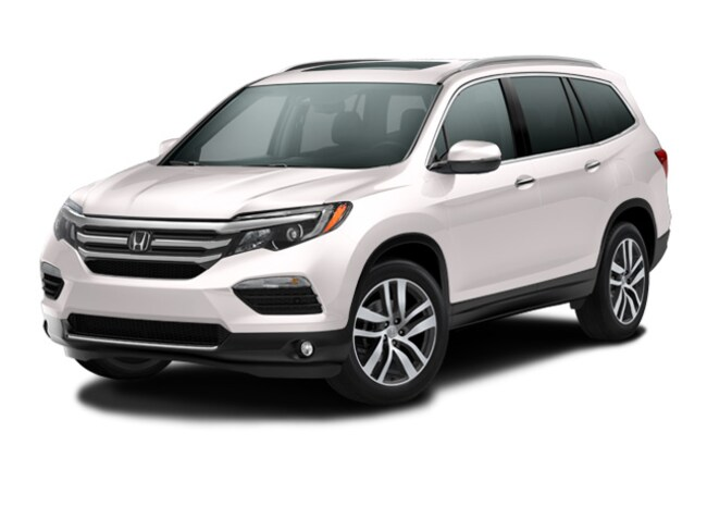 New 2017 Honda Pilot Elite AWD SUV 5FNYF6H06HB057745 for sale in Davis, CA near Sacramento