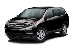 New 2017 Honda Pilot LX SUV in Lockport, NY