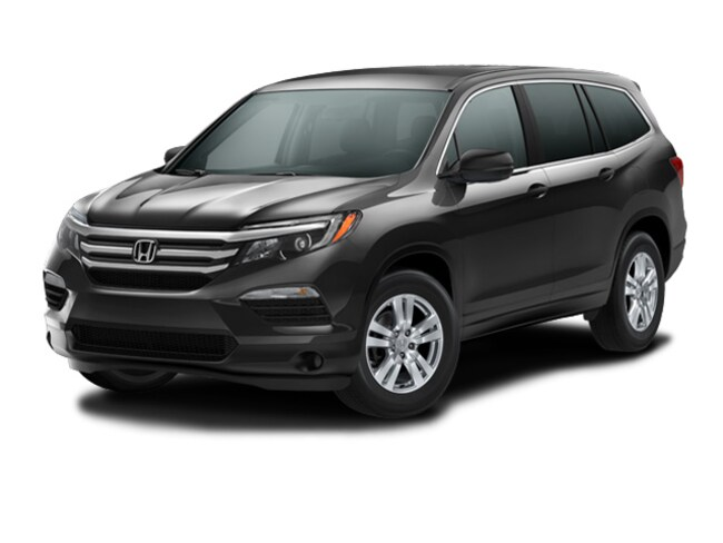 New 2017 Honda Pilot LX SUV 6 speed automatic in Augusta
