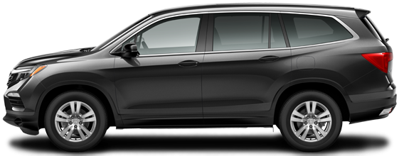 2017 Honda Pilot SUV LX AWD