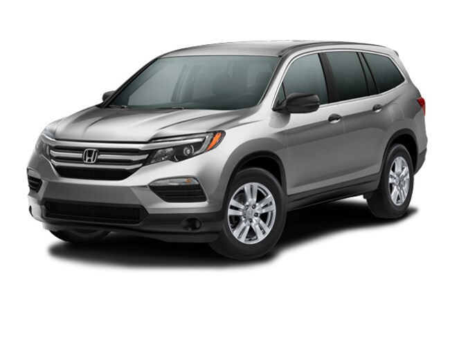 New 2017 Honda Pilot LX 2WD for sale in Woodstock, GA at Hennessy Honda
