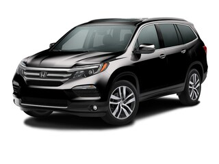 New 2017 Honda Pilot Touring SUV for sale at Balise Honda in Springfield MA area