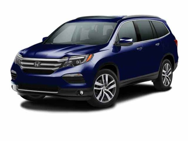 New 2017 Honda Pilot Touring AWD SUV in Lancaster