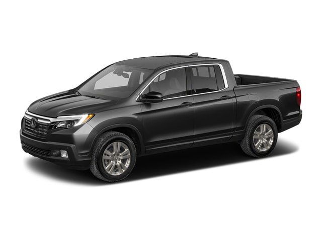 2017 Honda Ridgeline pick-up truck