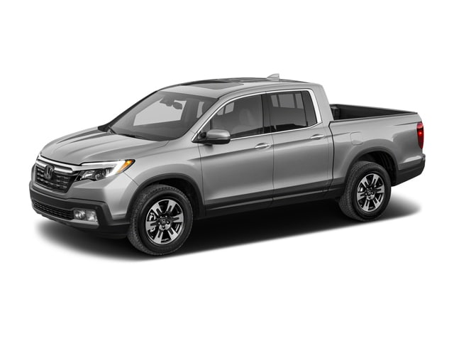 Used 2017 Honda Ridgeline RTL-E AWD Truck Crew Cab Bennettsville