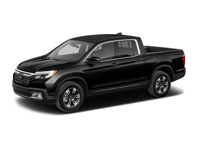 New 2017 Honda Ridgeline RTL-T AWD Truck Crew Cab Gardena, CA