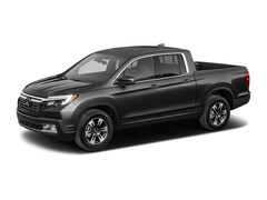2017 Honda Ridgeline With Leather and Navigation RTL-T Pickup