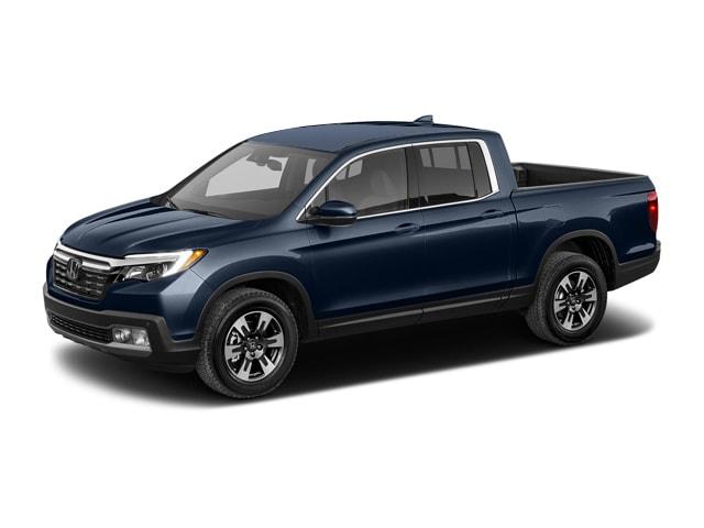 2017 Honda Ridgeline RTL-T AWD Truck Crew Cab