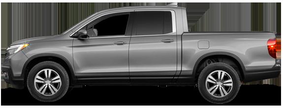 2017 Honda Ridgeline Truck RT FWD